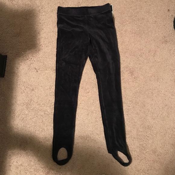 d3f5363451325 Juicy Couture Pants | Stirrup Legging Velour Sweat | Poshmark